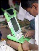The OLPC laptop. Click image to expand.