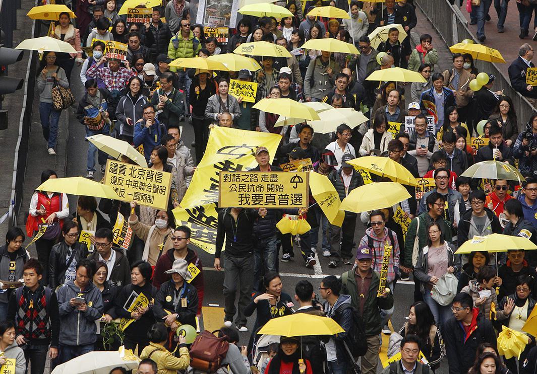 Feb. 1 2015: Hong Kong