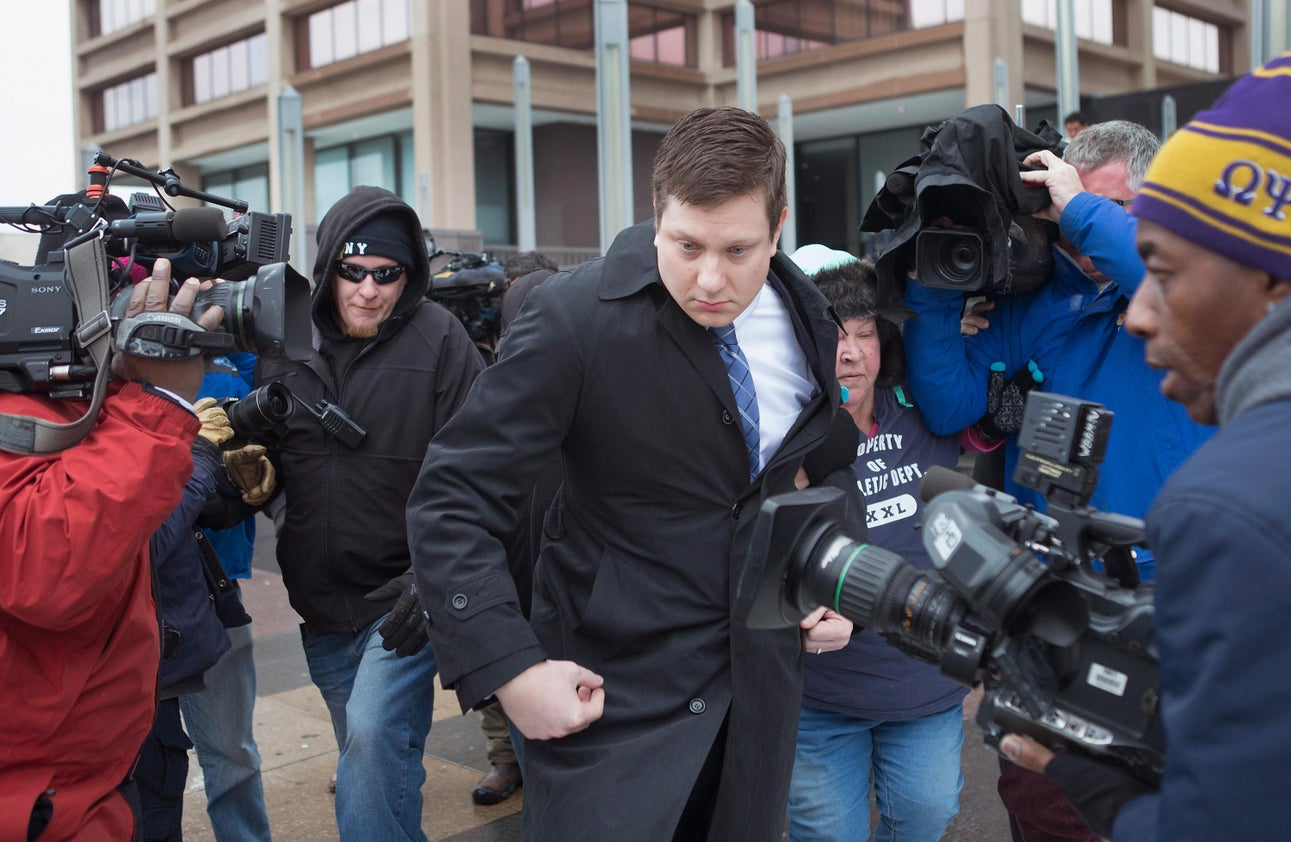 Jason Van Dyke pleads not guilty to murder of Laquan McDonald.