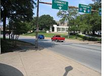 Dealey Plaza today. Click image to expand.
