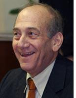 Olmert the front-runner          Click image to expand.