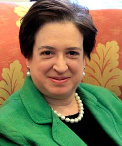Elena Kagan. Click image to expand.