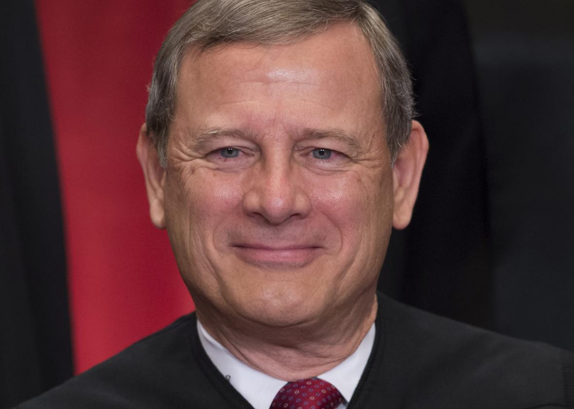 Chief Justice of the United States John G. Roberts