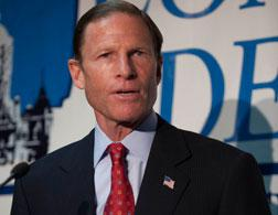 Richard Blumenthal. Click image to expand.