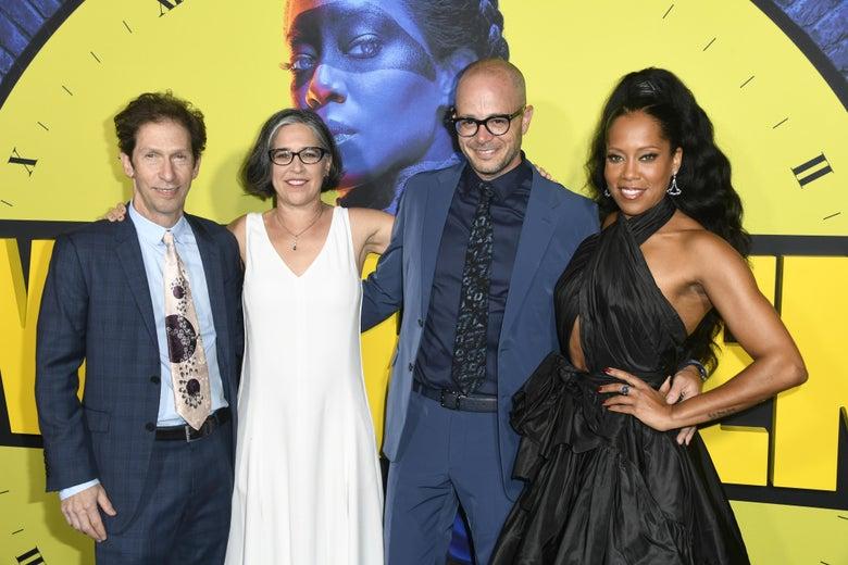 Director Nicole Kassell Unmasks the New Watchmen