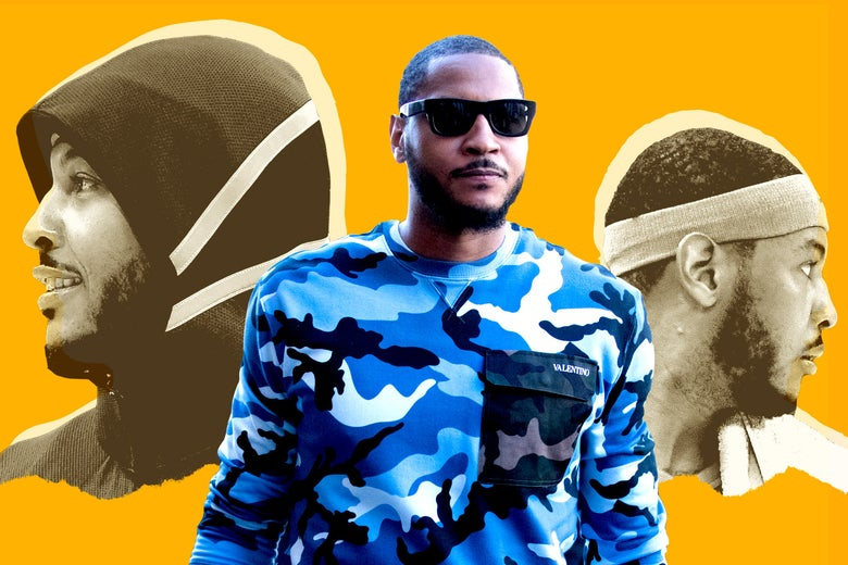 Photos of Carmelo Anthony