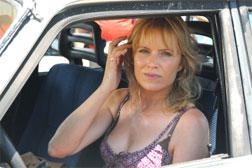 Kim Dickens as Shelby Saracen.