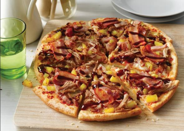 Domino S Pizza Mogul Crowdsource Your Own Pizza Toppings Combination