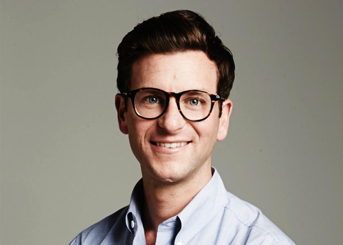 Dave Gilboa, CEO of Warby Parker.