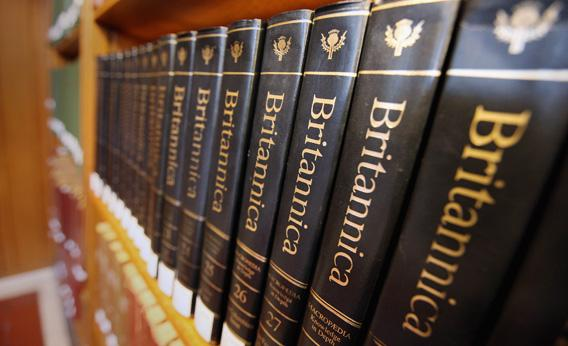 The Encyclopedia Britannica Was Expensive Useless And