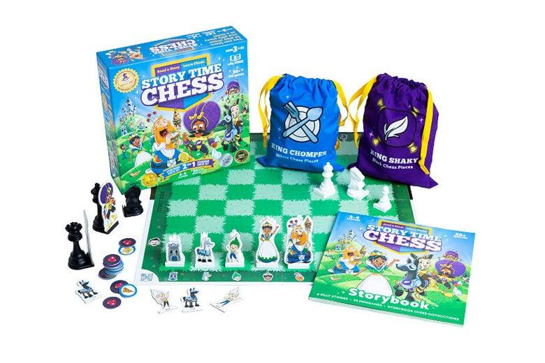 Storytime Chess Set