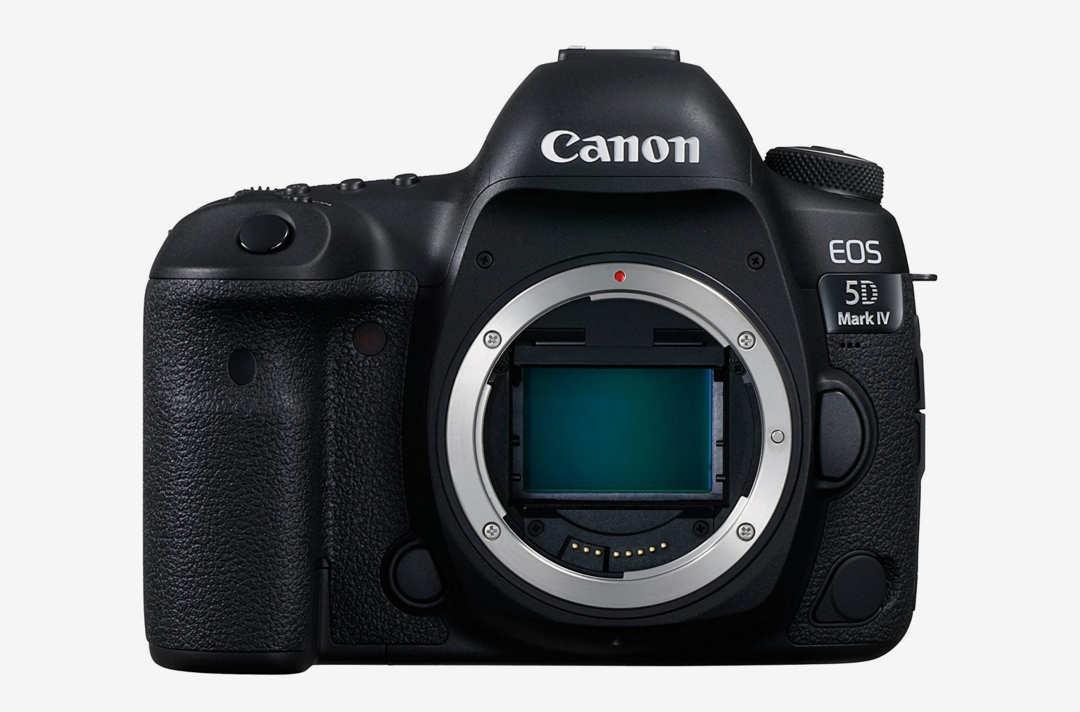 Canon 5D Mark IV camera.