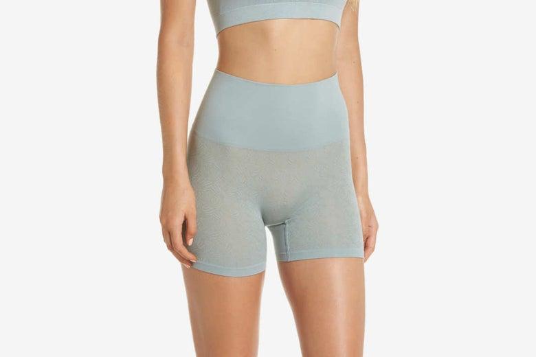 Yummie Ultralight Seamless Shaping Shorts.