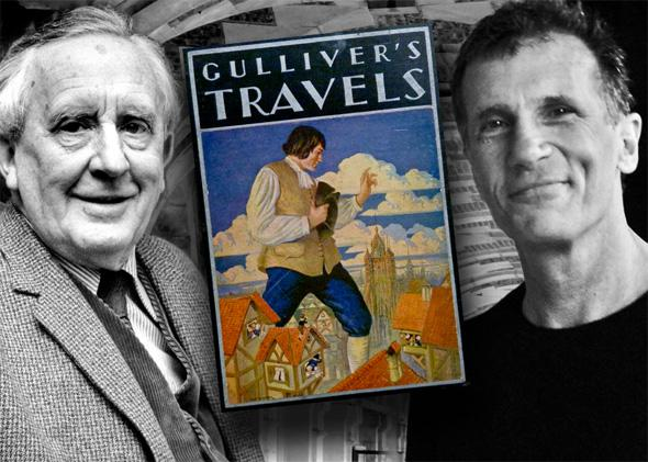 JRR Tolkien, Gulliver's Travels, Michael Cunningham