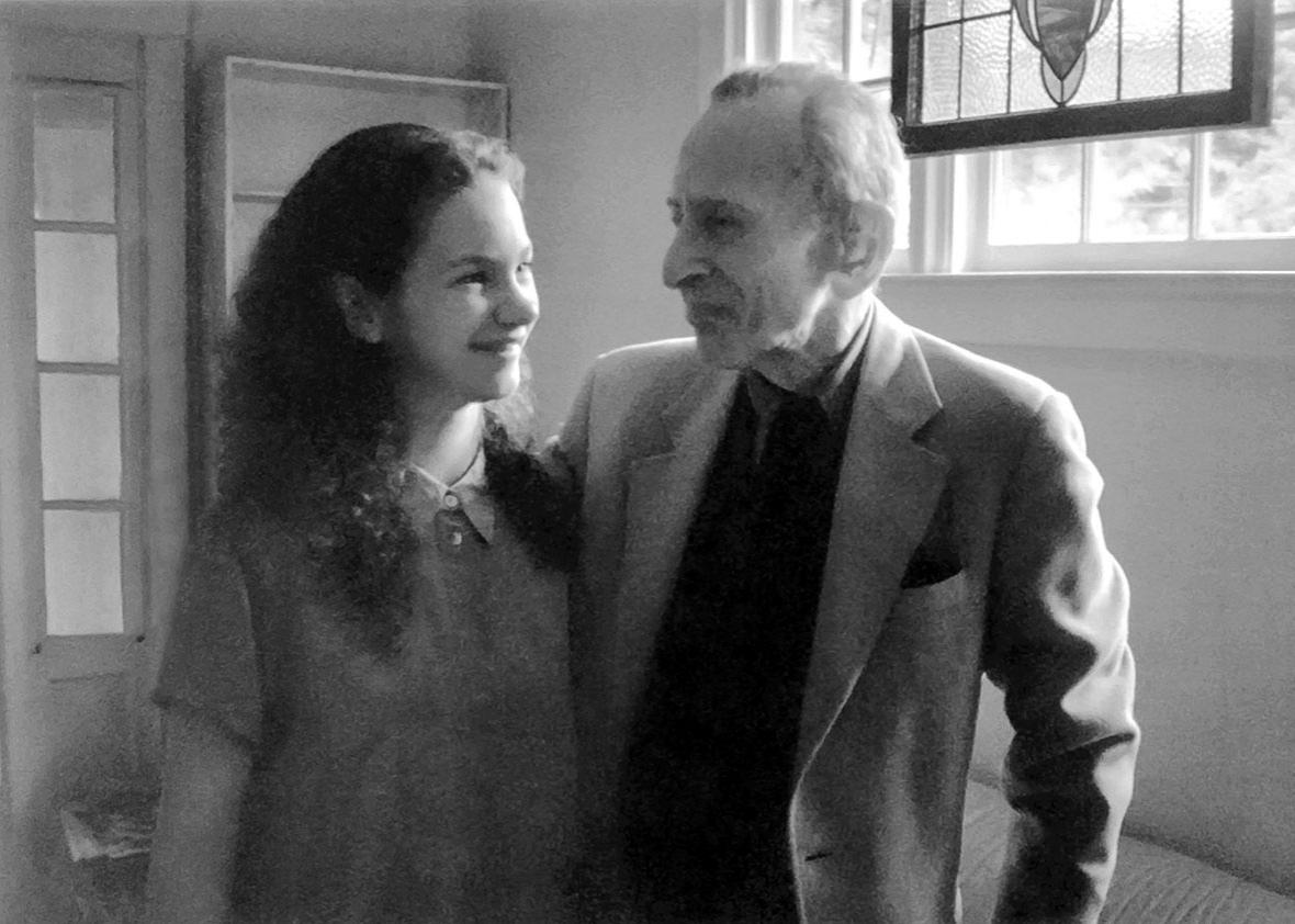 Hilary Hahn and Jascha Brodsky.