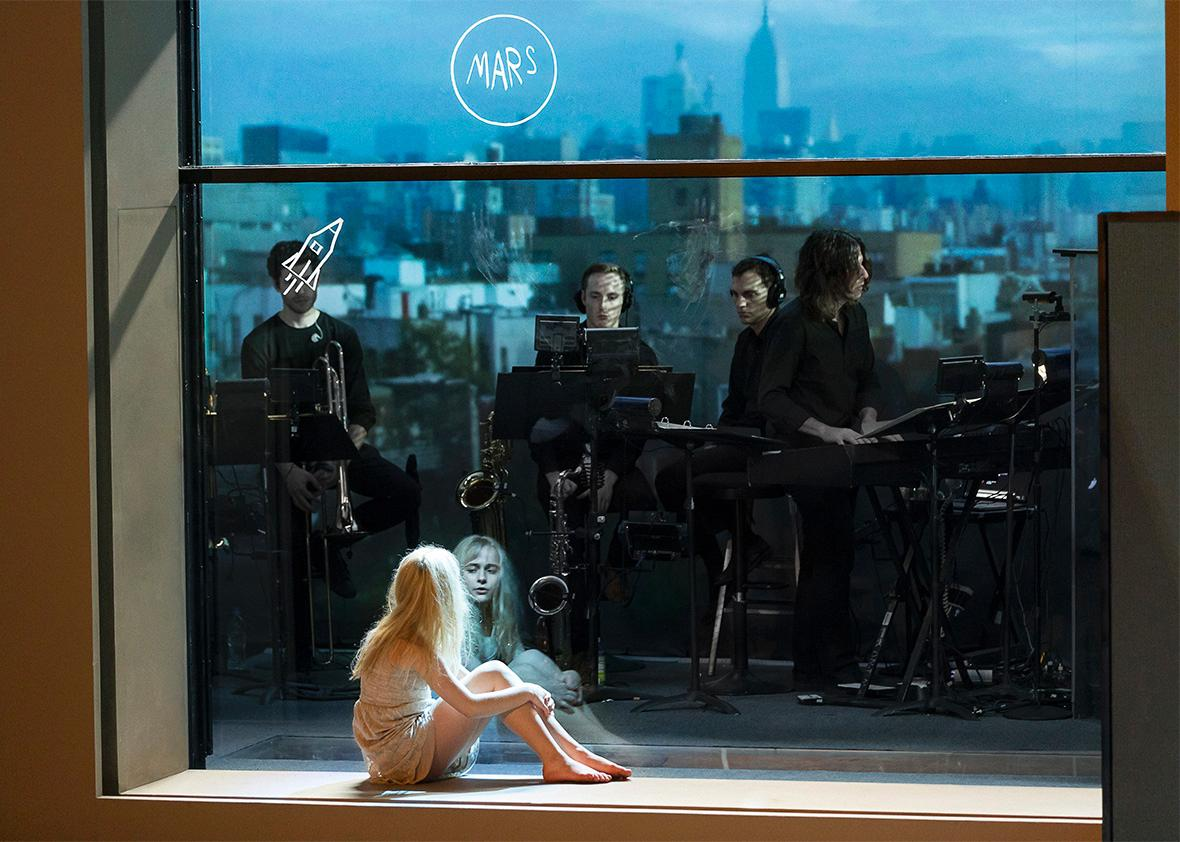David Bowie and Enda Walsh musical Lazarus reviewed