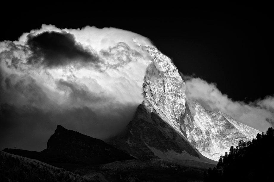 Matterhorn, Boiling Clouds, 2010