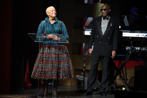 Camille and Bill Cosby