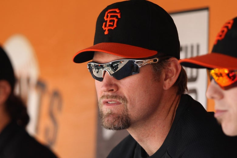 The Giants Didn't Invite Aubrey Huff to Their World Series Reunion for a Simple Reason