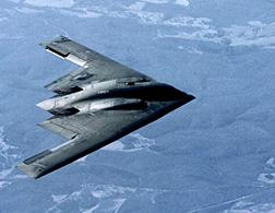 Stealth fighter. Click image to expand.
