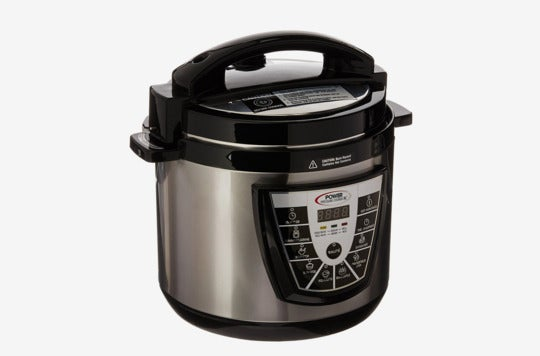 Power Pressure Cooker XL 6 Quart.