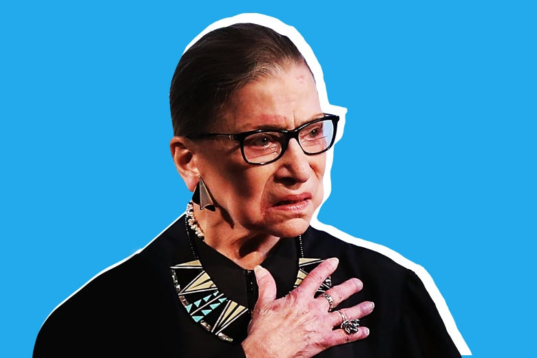 Ruth Bader Ginsburg Just Assigned A Majority Opinion For The First Time Ever