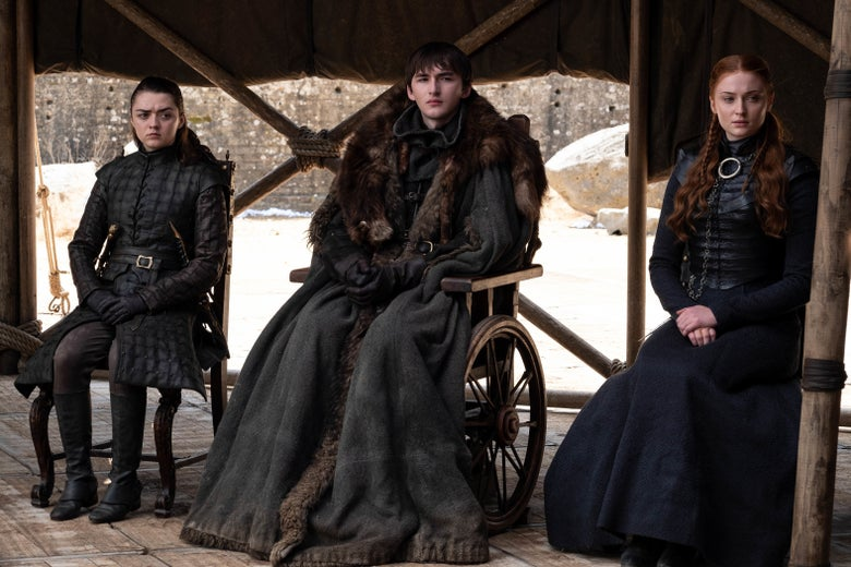 Game of Thrones' Finale Was Actually Pretty Good