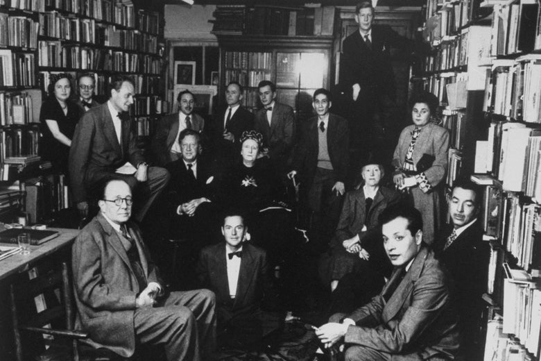 The Most Famous Photograph of Poets Ever Taken