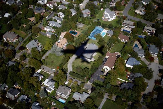 Suburban Long Island, New York