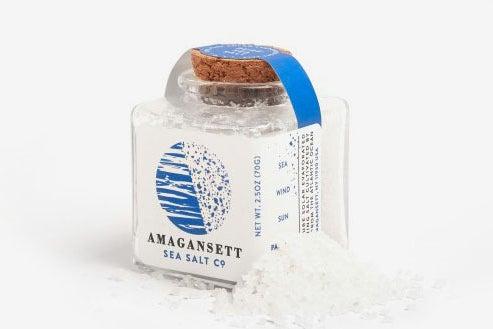 Amagansett Sea Salt.