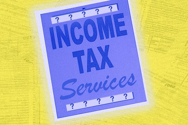 income tax book