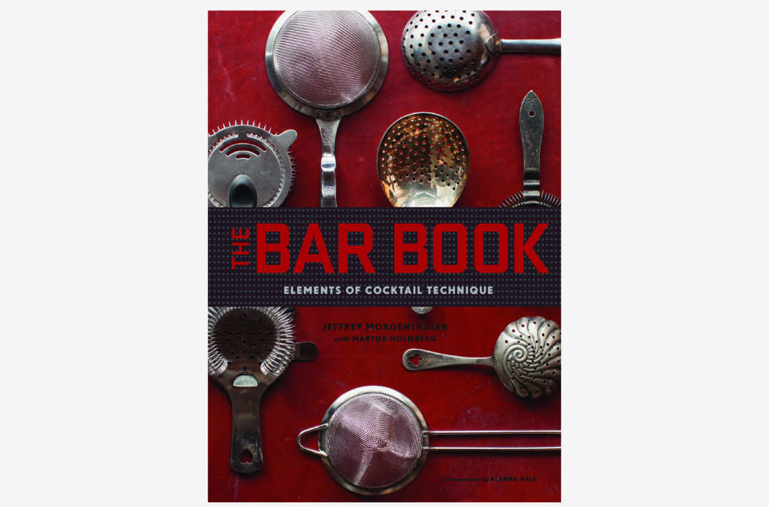 The Bar Book.
