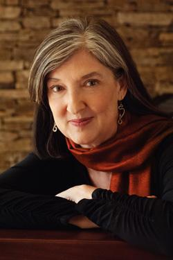 Author Barbara Kingsolver