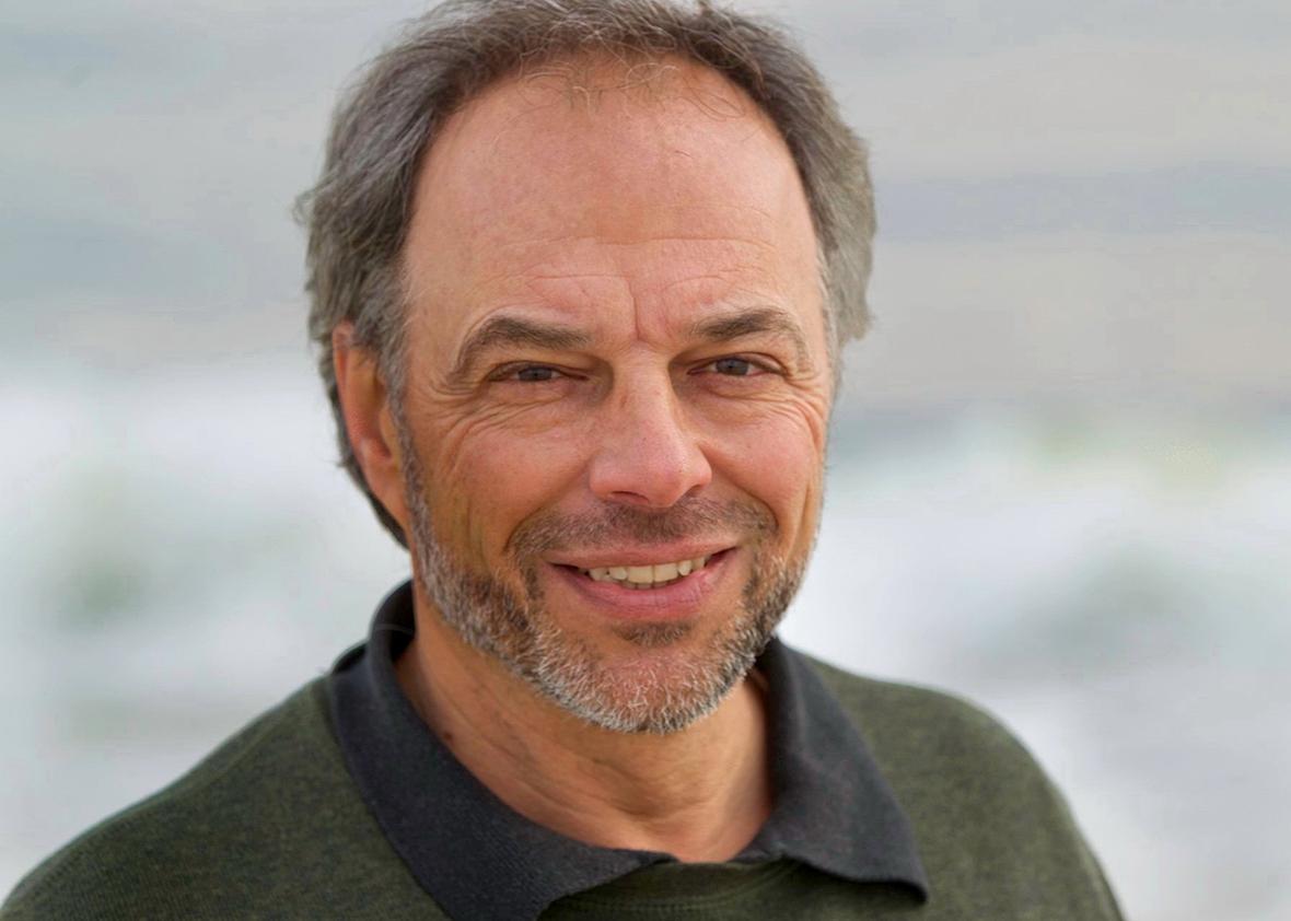 Author Carl Safina.