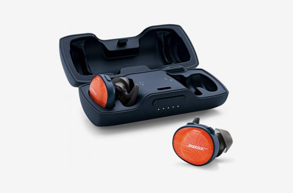 Bose SoundSport Free Truly Wireless Headphones – Bright Orange.