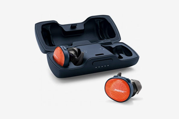 Bose SoundSport Free Truly Wireless Headphones – Bright Orange.
