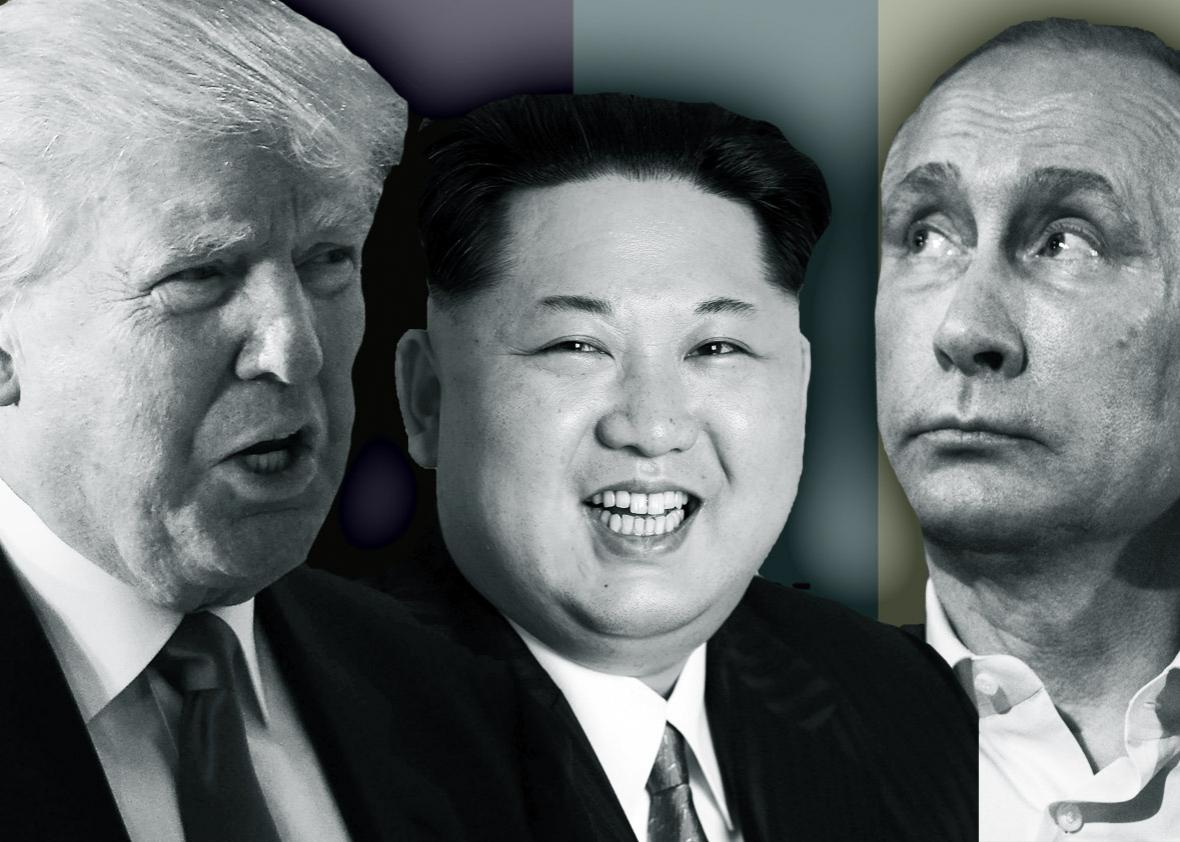 Kim Jong Un And Putin Support Donald Trump That Should Make Us Nervous