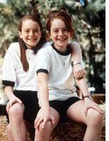 Lindsay Lohan in Parent Trap. Click image to expand.