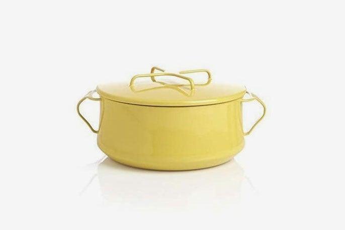 Dansk Kobenstyle Light Yellow Casserole