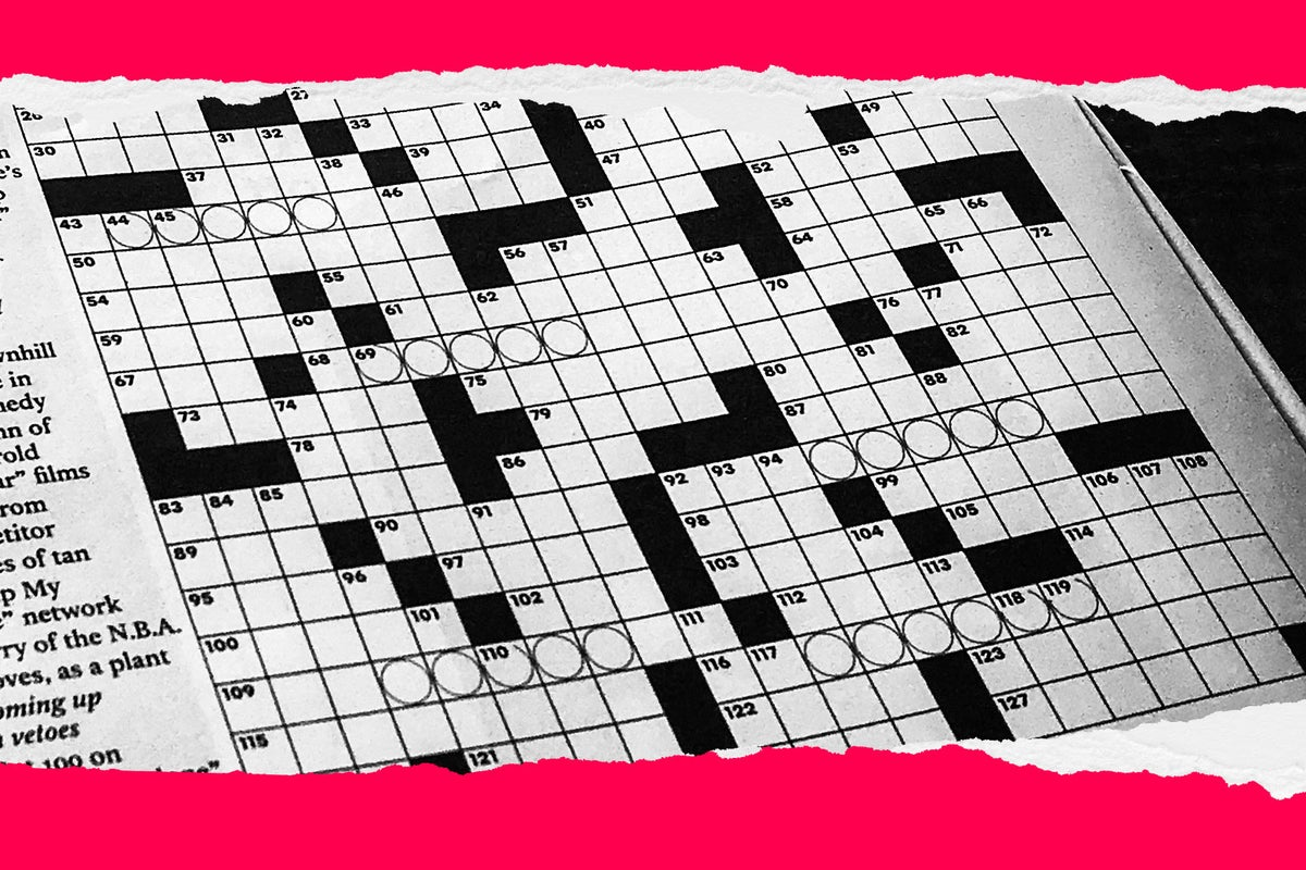The Nyt Crossword Puzzle S Use Of An Ethnic Slur Says A Lot About The State Of Crossword Puzzling