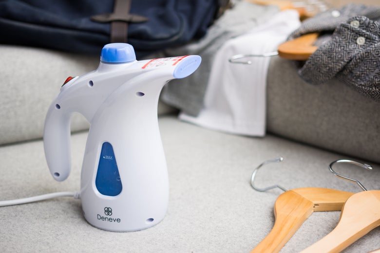 Deneve Portable Garment Steamer