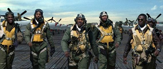 Still from Red Tails.