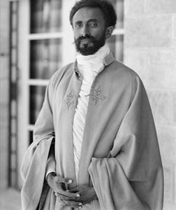 Haile Selassie photographed circa 1923. Click image to expand.