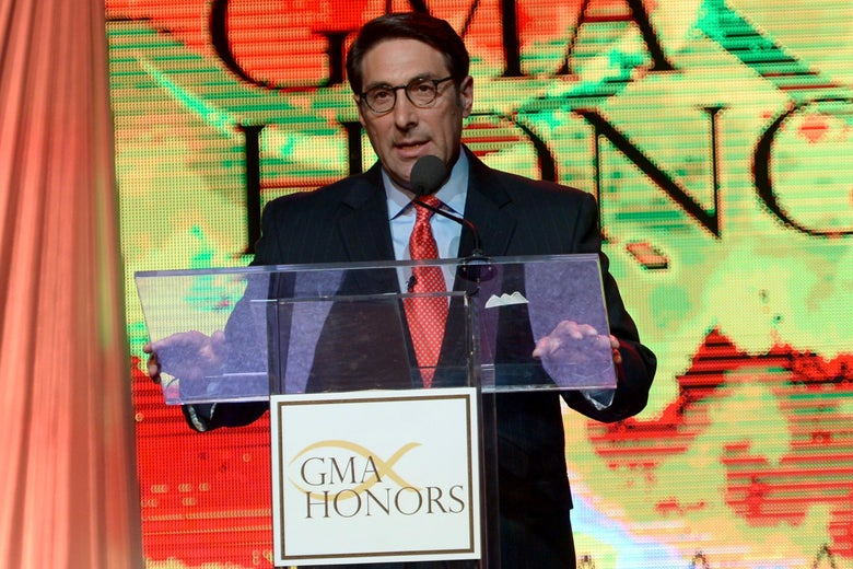 Trump lawyer Jay Sekulow hosts an awards gala at Lipscomb University on April 29, 2014 in Nashville, Tennessee.
