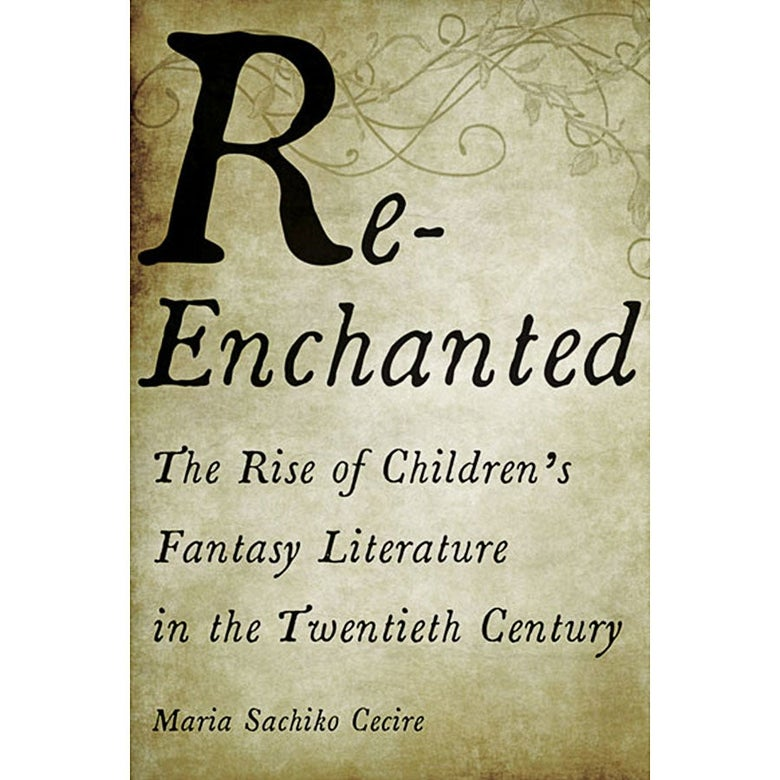 Re-Enchanted book cover.