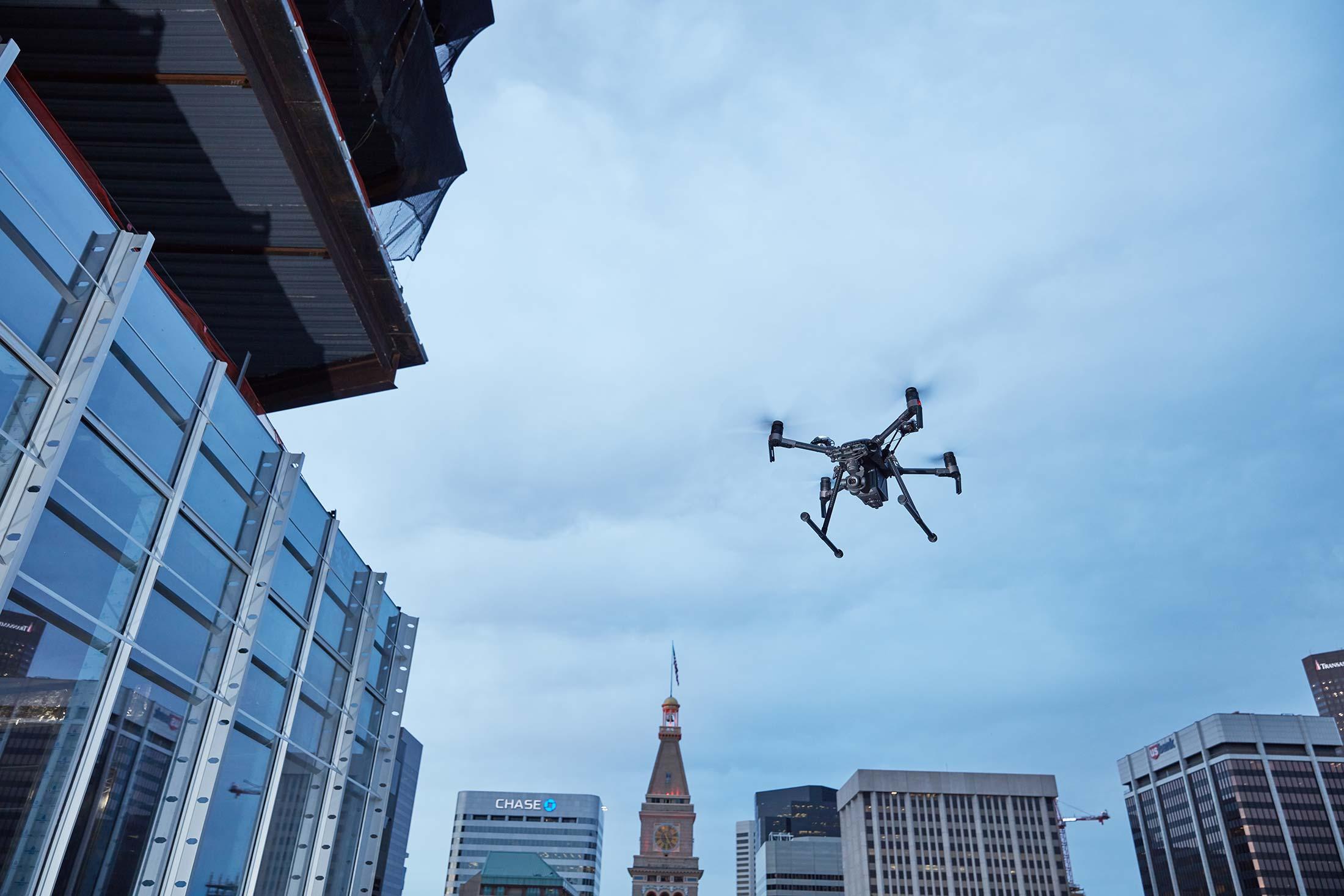 Major Drone company