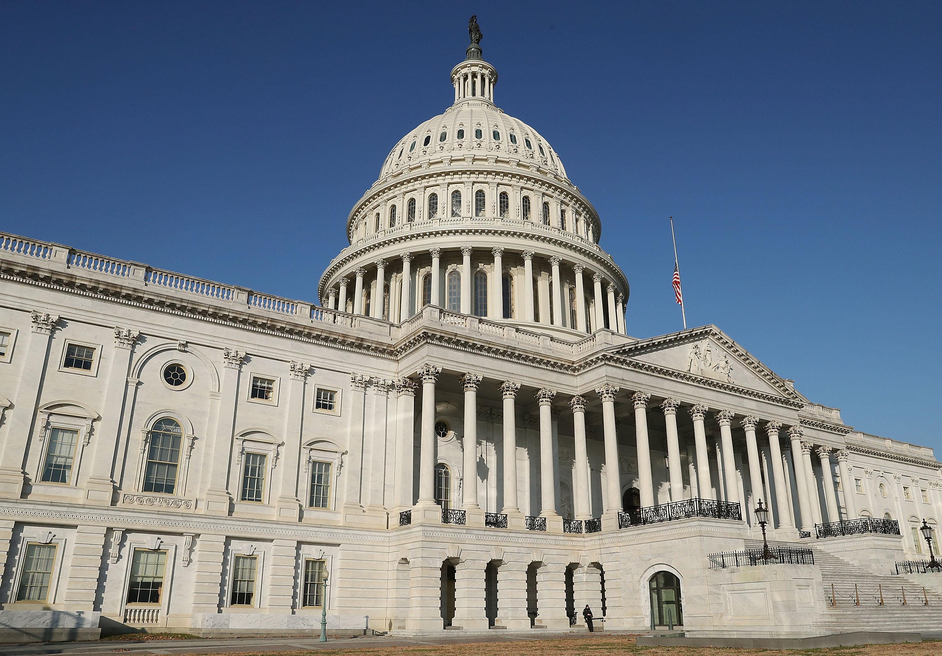 The government shutdown reaches its fifth day on Wednesday.