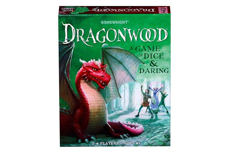 Dragonwood.