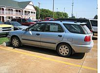 This is our only remaining car. The AC is broken. Click image to expand.