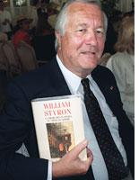 William Styron. Click image to expand.